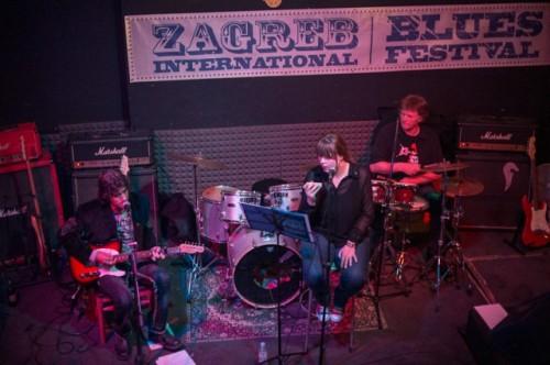 Hrepa & 4Towners @ 4th Zagreb International Blues Festival (Snimio: Darko Božičević)