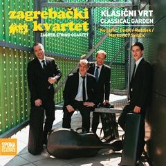 Zagrebacki Kvartet - Klasicni vrt (Classical Garden) 240