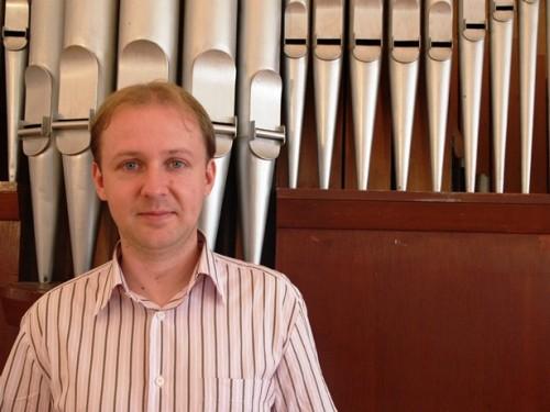 Dario Cebić, composer (Snimio: Fulvio Vidić)