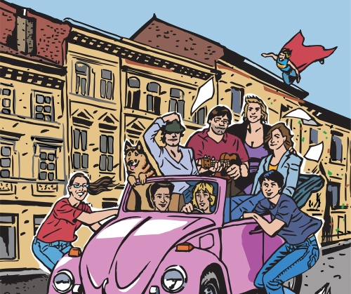 Ilustracija: Helena Janečić