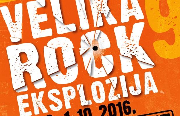 Velika rock eksplozija #9