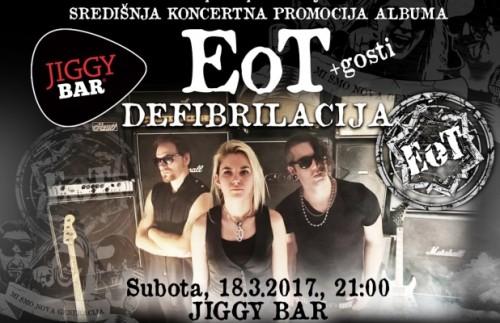 Eot - Jiggy Bar
