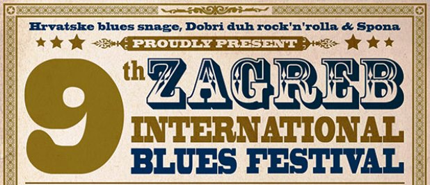 9th Zagreb International Blues Festival