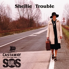 Shellie Trouble single cover 240
