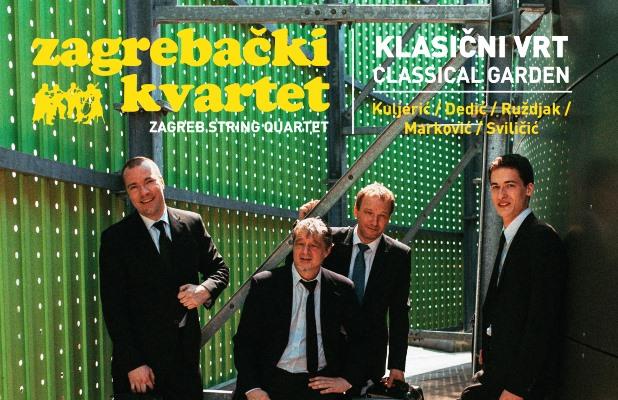 Zagrebački kvartet - Klasični vrt