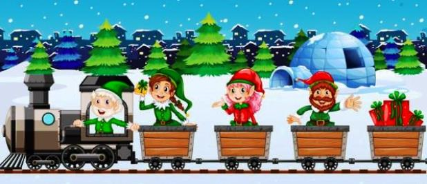 Sedam božićnih patuljaka